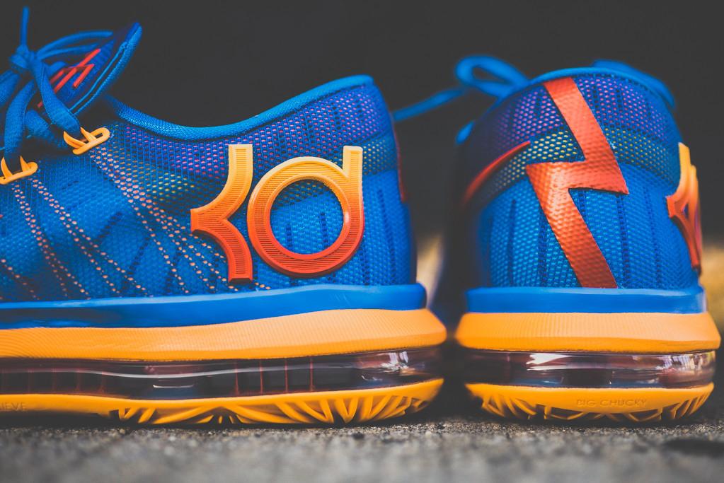 A Closer Look at the Nike KD VI Elite Team