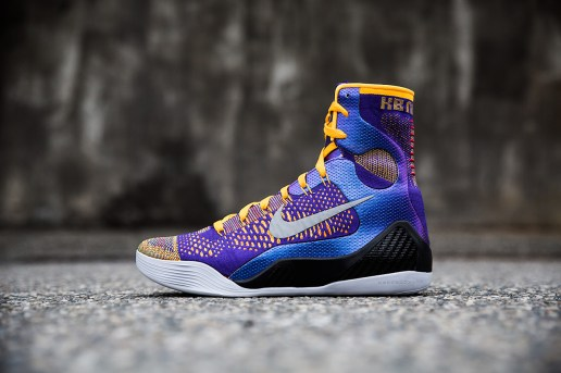 A Closer Look at the Nike Kobe 9 Elite Team