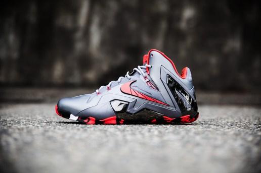 A Closer Look at the Nike LeBron 11 Elite Team