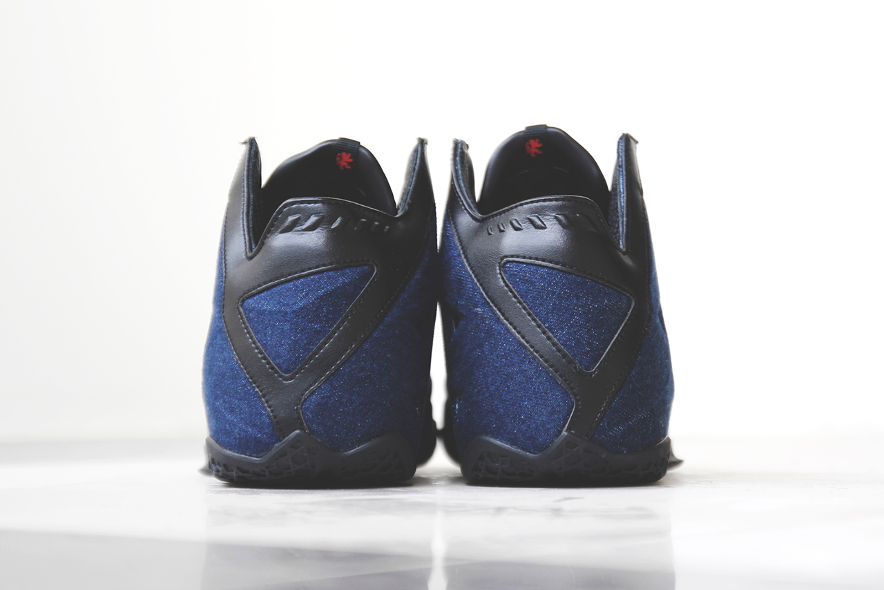 """A Closer Look at the Nike LeBron 11 EXT """"Denim"""""""