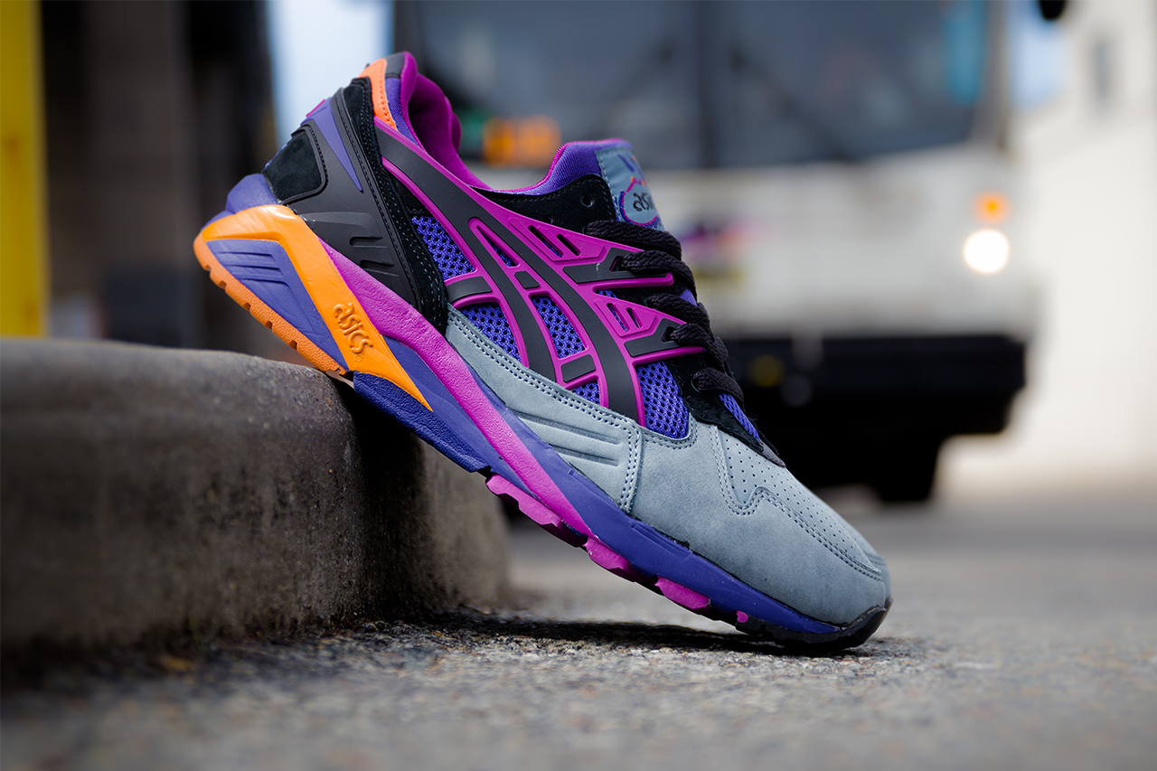 a closer look at the packer shoes x asics gel kayano a r l t vol 2