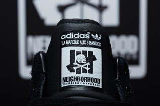 A Closer Look at the Undefeated x NEIGHBORHOOD x adidas Consortium 2014 Spring/Summer Collection