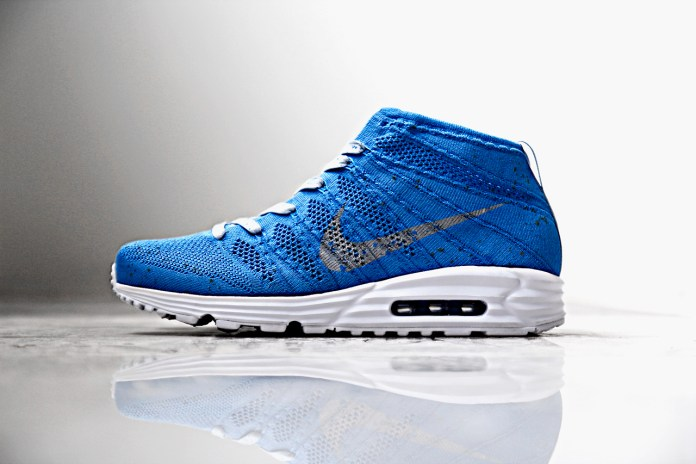 A Closer Look at the Nike Lunarmax Flyknit Chukka SP
