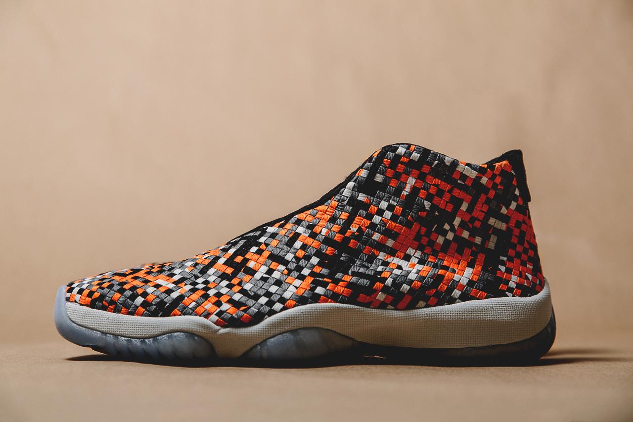 "A Closer Look at the Air Jordan Future ""Multi-Color"""