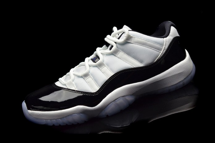"A First Look at the Air Jordan 11 Low ""Concord"""