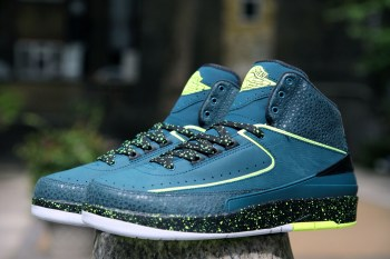 "A First Look at the Air Jordan 2 Retro ""Nightshade"""