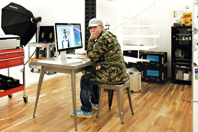 A Look Inside NIGO's Studio Lesson 8 Atelier
