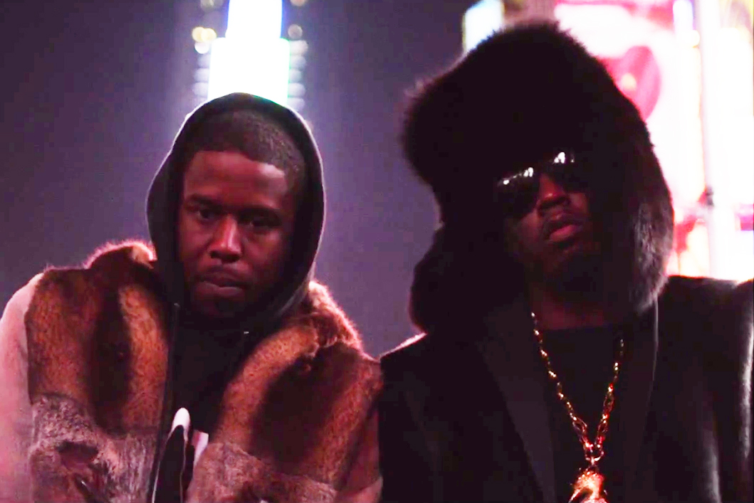 "A$AP Mob featuring A$AP Twelvyy ""Xscape"" Music Video"
