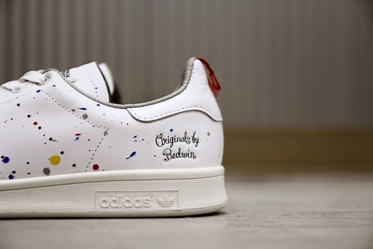 adidas originals by bedwin 2014 spring summer stan smith