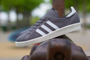 "adidas Originals Campus 80s Primeknit ""Iron"""