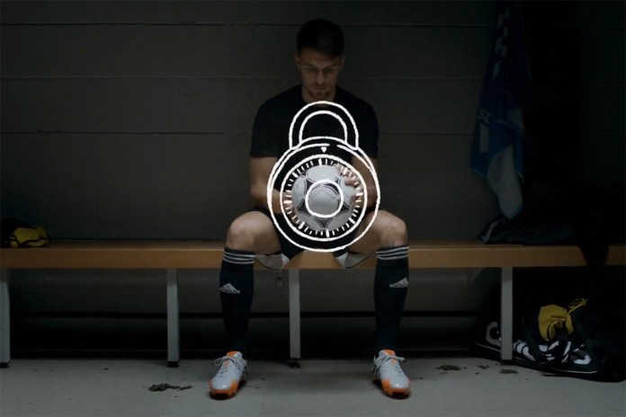 "adidas ""Unlock the Game"" Campaign"