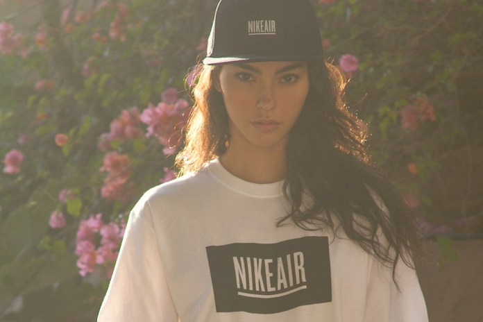 Adrianne Ho Sweats Pigalle x Nike for Sweat The Style