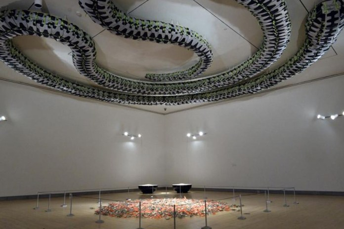 """Ai Wei Wei """"According To What"""" Exhibition @ Brooklyn Museum"""