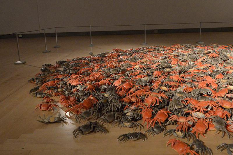 "Ai Wei Wei ""According To What"" Exhibition @ Brooklyn Museum"