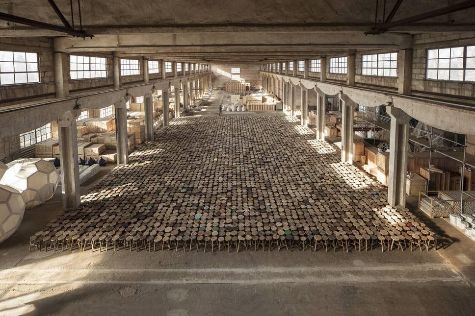 """Ai Weiwei """"Evidence"""" @ Martin-Gropius-Bau"""