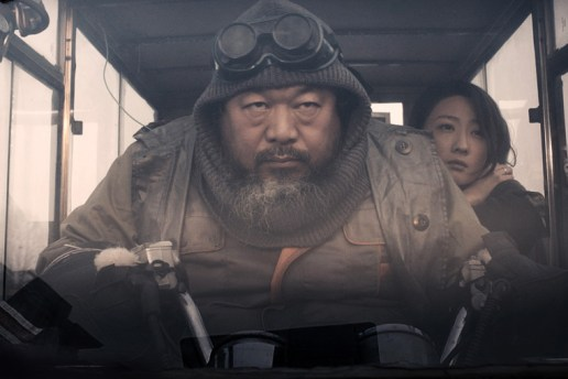 Ai Weiwei to Star In Kickstarter-Funded Science-Fiction Film 'The Sand Storm'