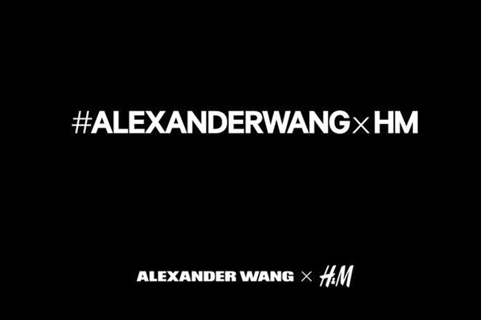 alexander wang to design a 2014 fall winter collection for hm