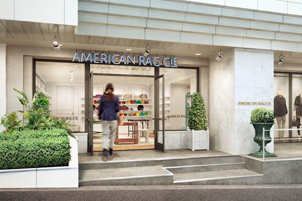 american rag cies shibuya store reopening in april