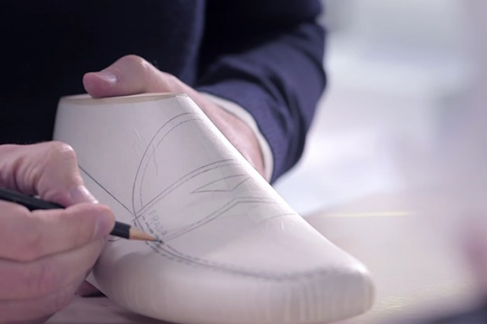 An Inside Look at Prada's Latest Driving Shoes