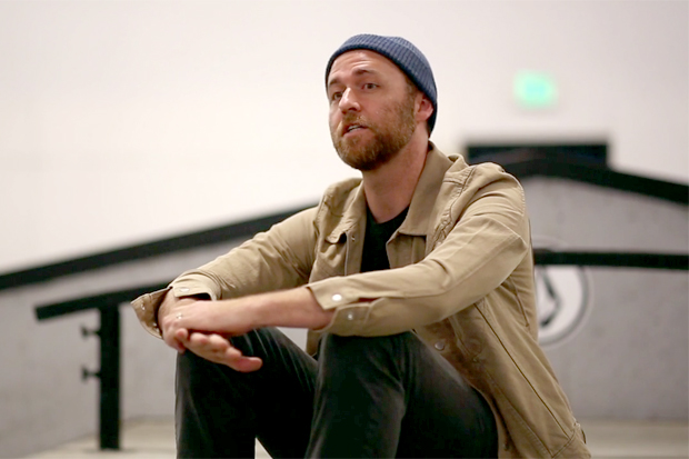 An Interview with New Volcom Creative Director Mike Aho