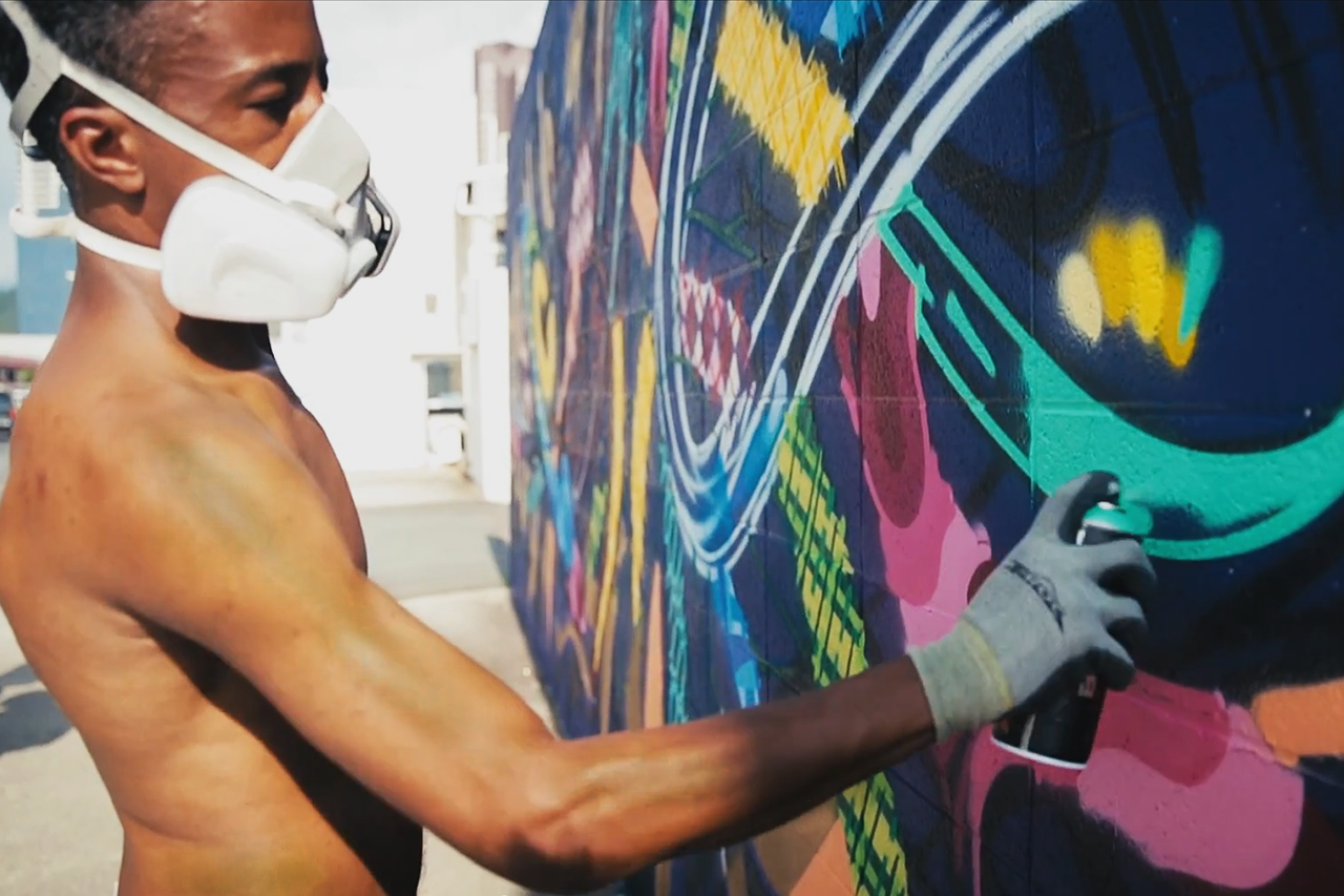 Apex Speaks On His Mural For POW! WOW! Hawaii 2014