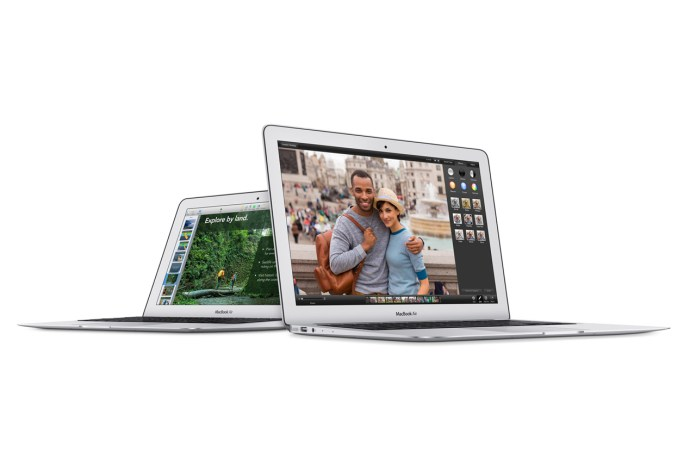 Apple's New MacBook Air: Faster, Cheaper