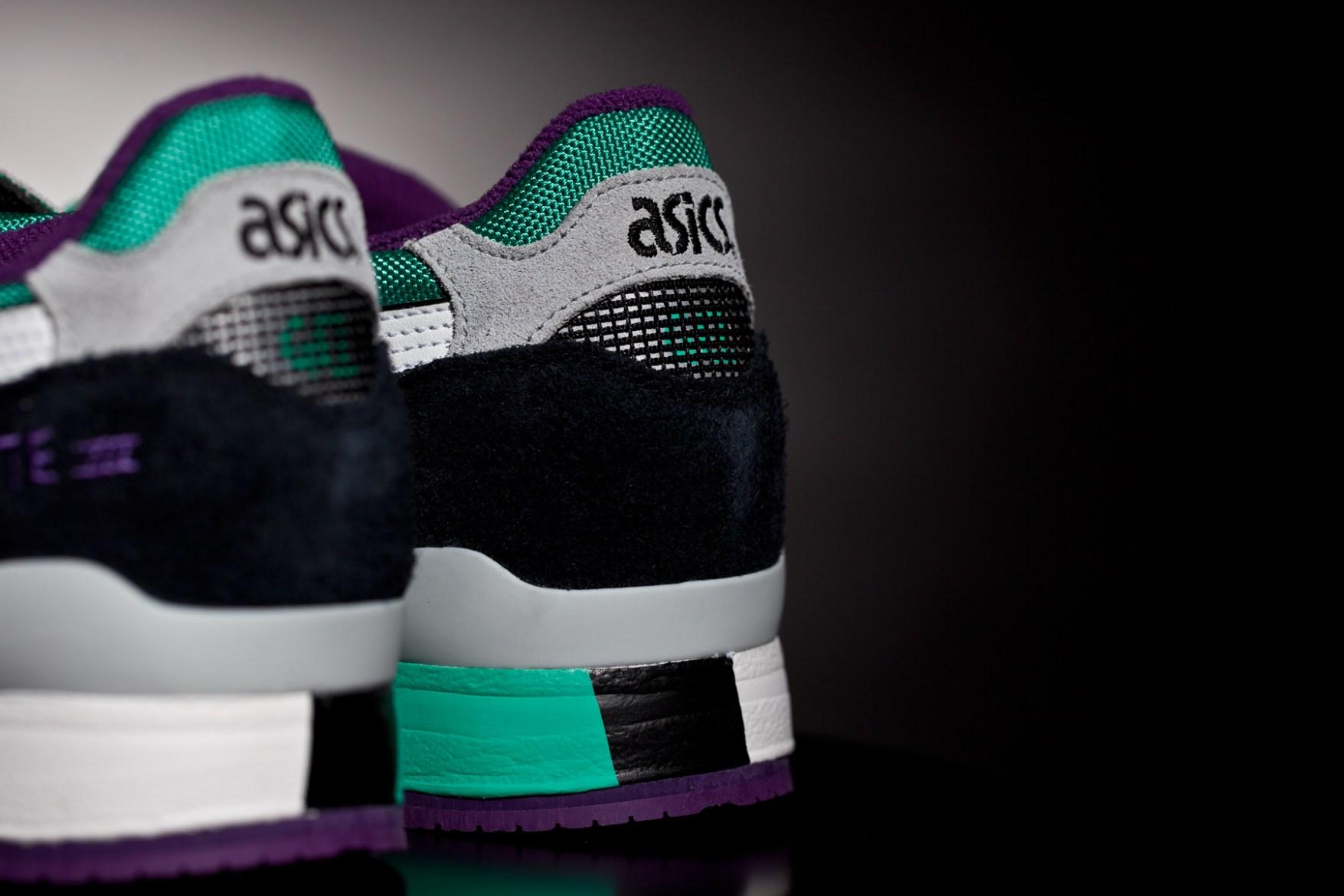 ASICS 2014 Spring/Summer GEL-LYTE III Sneakers