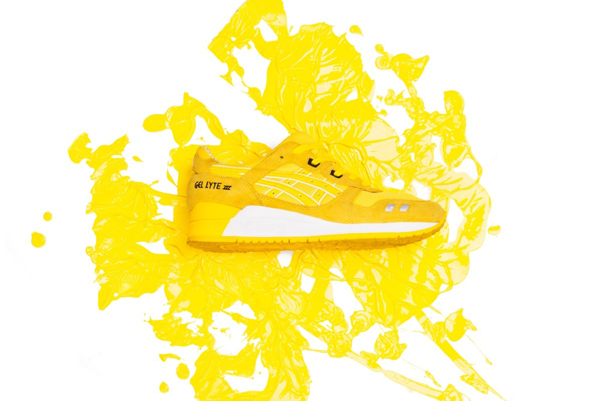 ASICS CMYK Gel-Pack