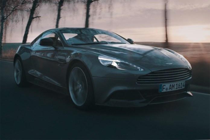 "Aston Martin ""The Art of Vanquish"" Short Film"