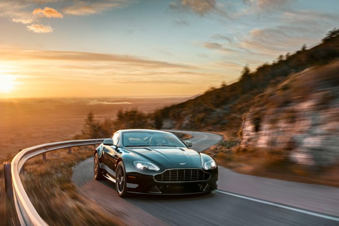 Aston Martin V8 Vantage GT