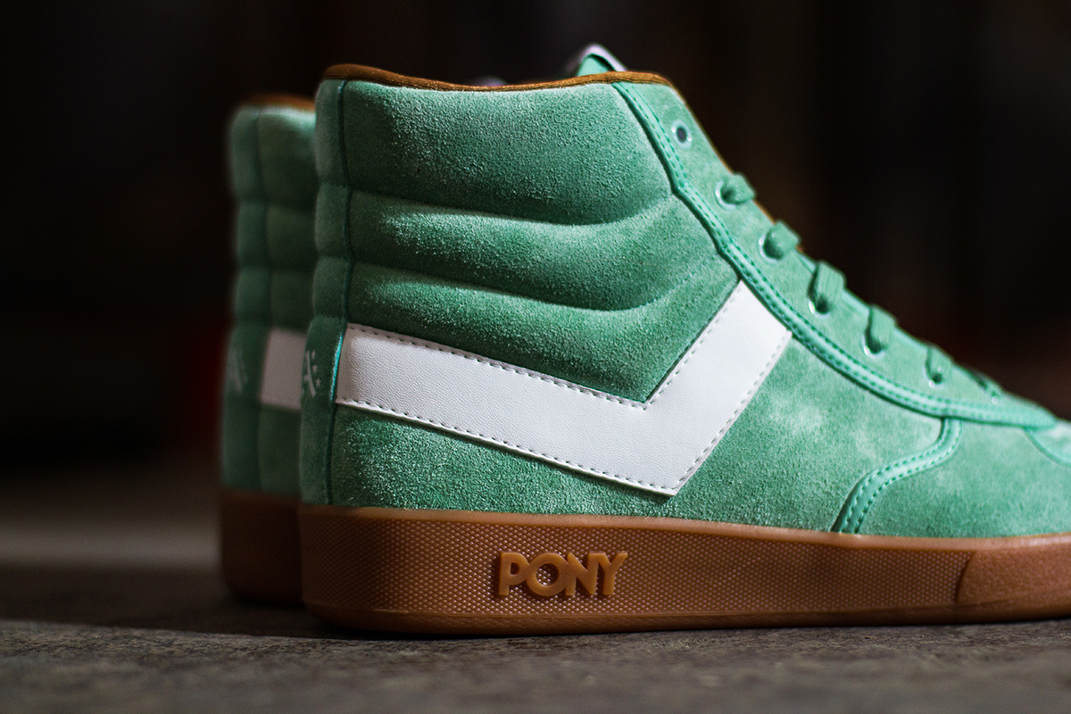 "atmos x PONY Slam Dunk Hi ""New York State of Mind"""
