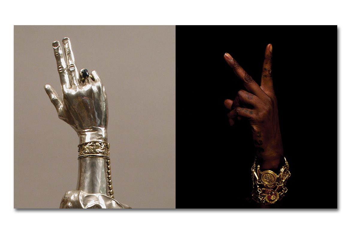 B4XVI Compare Rappers With Pre-16th C. Art