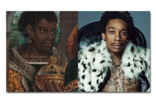B4XVI Compare Rappers With Pre-16th C. Art