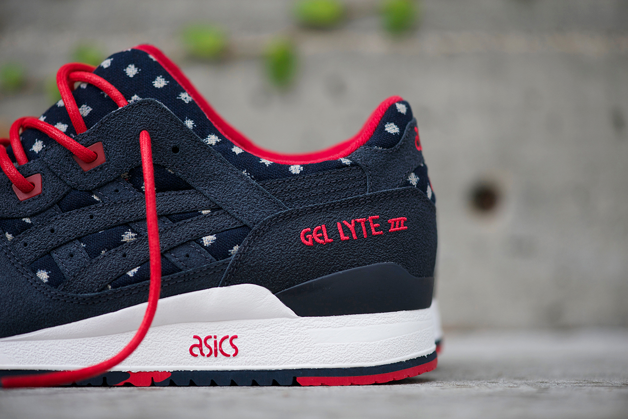 "BAIT x ASICS Gel Lyte III ""Basics Model-003 Nippon Blues"""