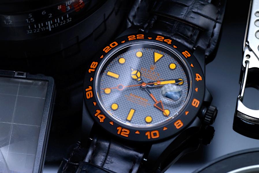 Bamford Watch Department Introduces Custom Strap Service