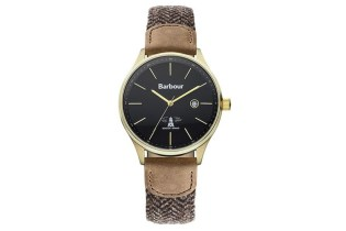 Barbour To Launch Its First Watch Collection This Fall