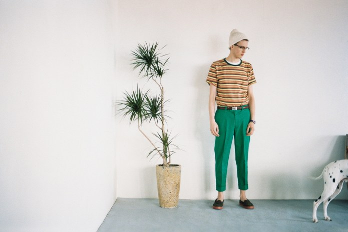 "BEAMS 2014 Spring/Summer ""Morning Chill"" Lookbook"