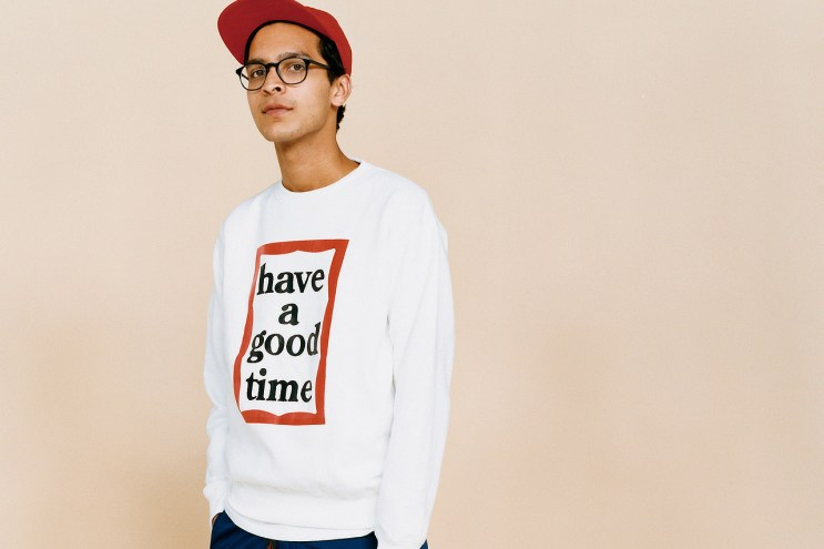 "BEAMS 2014 Spring/Summer ""Sunshine Blvd"" Lookbook"