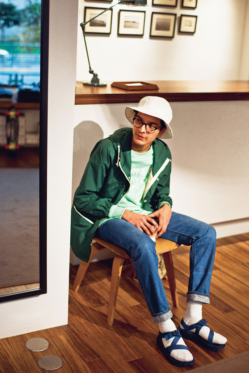 beams 2014 spring summer sunshine blvd lookbook