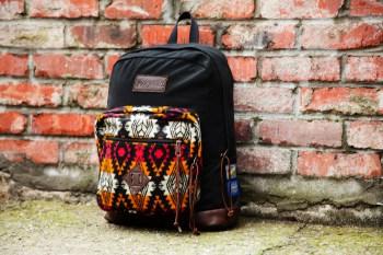 Benny Gold x Pendleton x JanSport Limited Edition Backpack