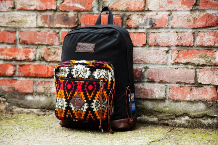 Benny Gold x Pendleton x JanSport Limited Edition Backpack