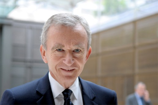 LVMH CEO Bernard Arnault Talks Marc Jacobs IPO