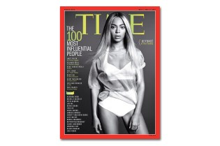 "Beyoncé Covers TIME Magazine's ""100 Most Influential People"" Issue"
