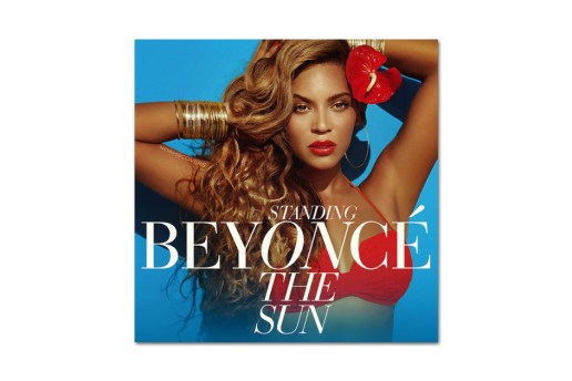 Beyoncé – Standing On The Sun