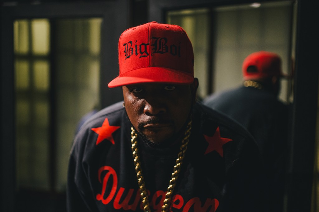 Big Boi and SSUR Link Up for a Collection of Hats