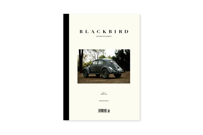 "Blackbird Vol. 3 ""War Machine"""