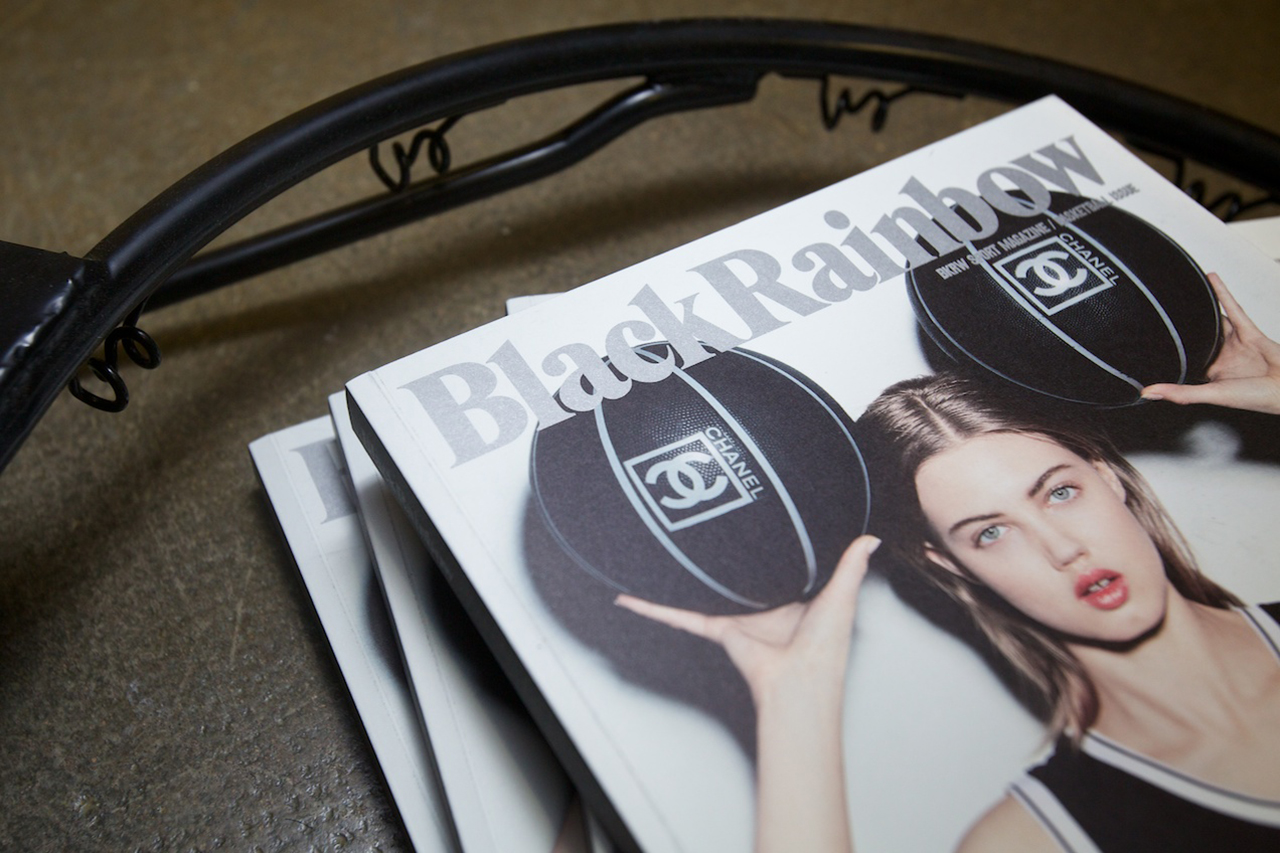 BLACKRAINBOW: BKRW Sport Magazine – Basketball Issue