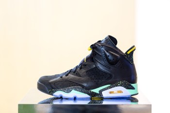 "A First Look at the Upcoming Air Jordan 6 Retro ""World Cup Brazil"""