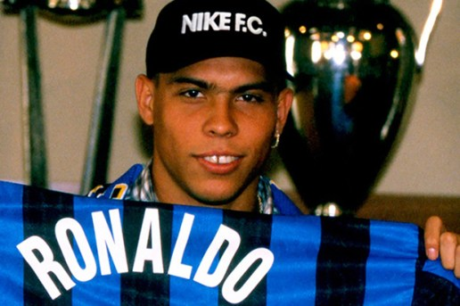 Brazilian Legend Ronaldo Talks Football with Sneaker Freaker