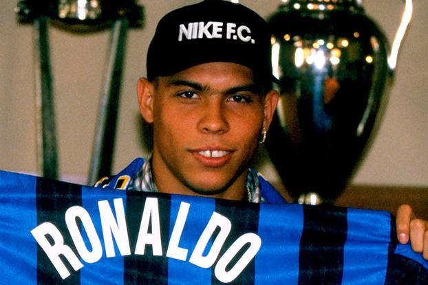 brazilian legend ronaldo talks football with sneaker freaker